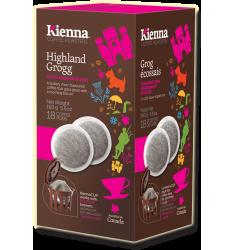 Kienna Pods Highland Grogg Coffee