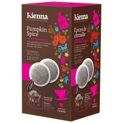 Kienna Pods Pumpkin Spice Coffee