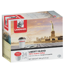 Landmark Coffee Liberty Blend