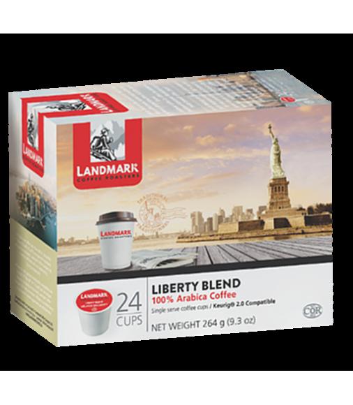 Landmark Coffee Liberty Blend