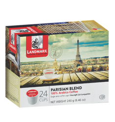 Landmark Coffee Parisian Blend