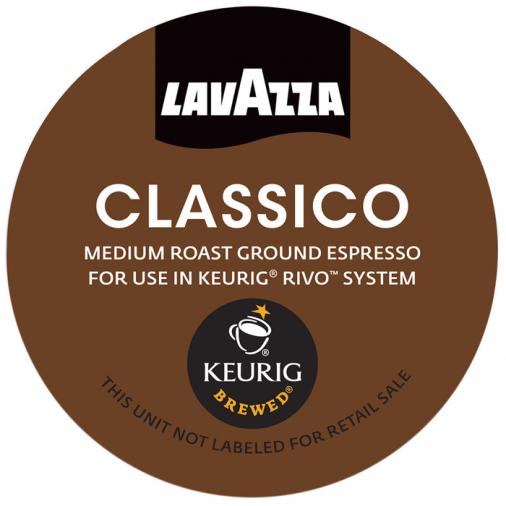 Lavazza Keurig Rivo Classico K-Cups