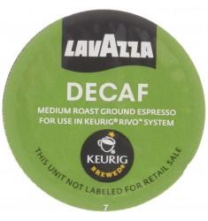 Lavazza Keurig Rivo Decaf K-Cups