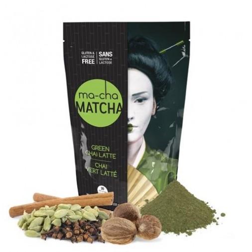 Ma-cha Green Chai Latte (225g)
