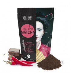 Ma-cha Naughty Cacao Latte (225g)