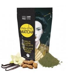 Ma-cha Vanilla-almond Matcha Latte (225g)