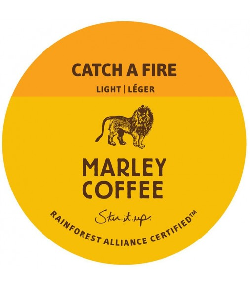 Marley Coffee Catch a Fire