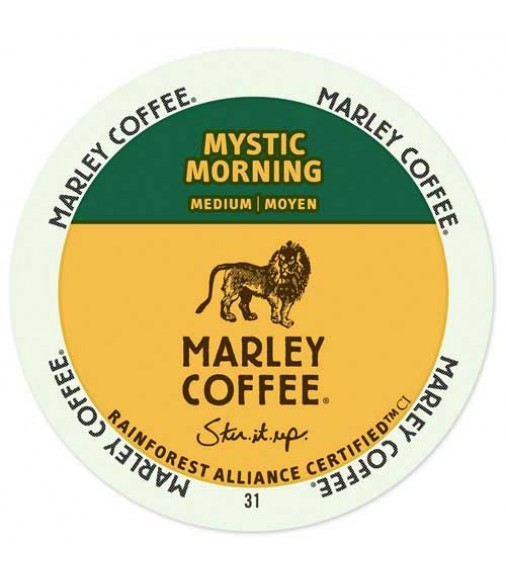 Marley Coffee Mystic Morning