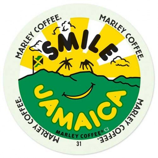 Marley Coffee Smile Jamaica