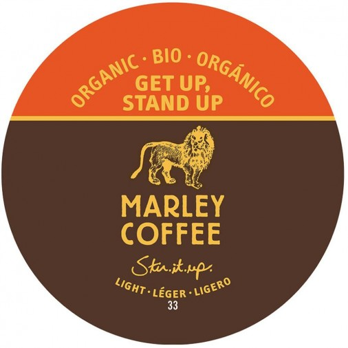 Marley Coffee Get Up, Stand Up, Organic