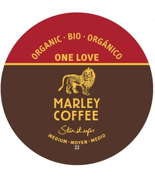 Marley Coffee One Love Organic Coffee