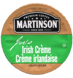 Martinson Joe's Irish Cream Coffee
