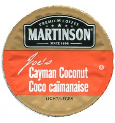Martinson Joe's Cayman Coconut Coffee