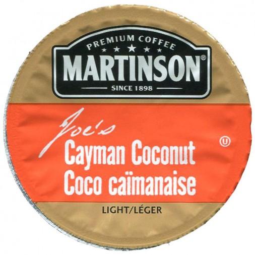 Martinson Joe's Cayman Coconut Coffee