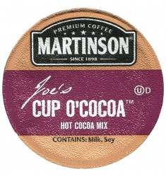 Martinson Joe's Cup O'Cocoa