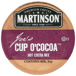 Martinson Joe's Cup O'Cocoa