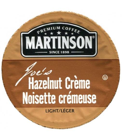 Martinson Joe's Hazelnut Créme Coffee