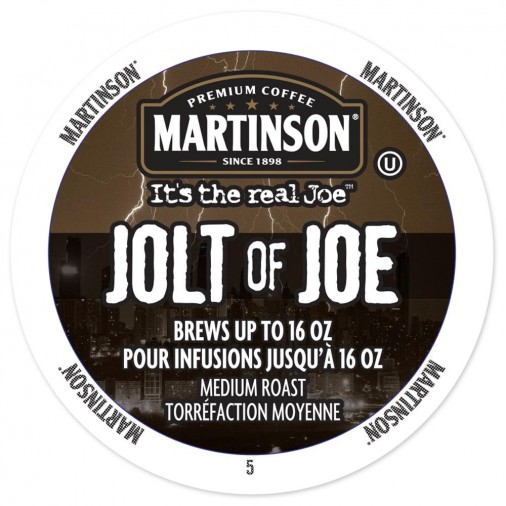 Martinson Jolt of Joe