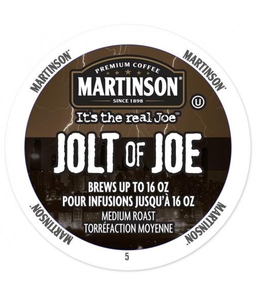 Martinson Jolt of Joe