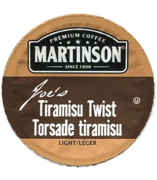 Martinson Joe's Tiramisu Twist Coffee