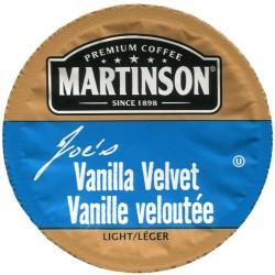 Martinson Joe's Vanilla Velvet Coffee