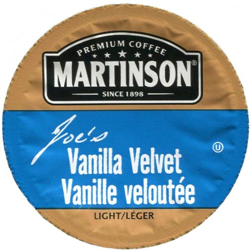 Martinson Joe's Vanilla Velvet Coffee