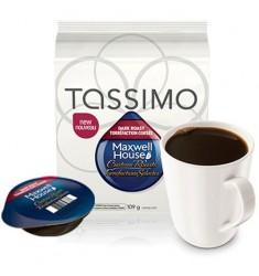 Maxwell House Dark Roast Tassimo T-Discs
