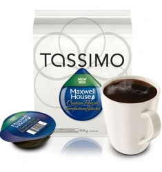 Maxwell House, House Blend Decaf Tassimo T-Discs