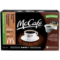 McCafe Premium Roast Decaf Coffee
