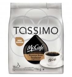 McCafe Premium Roast Coffee T-Discs