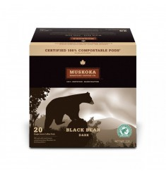 Muskoka Roastery Black Bear Dark Roast