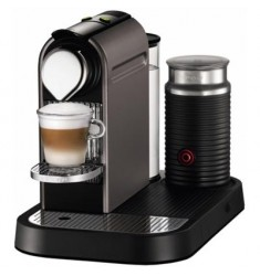 Nespresso Citiz with Milk Frother (Titan Grey)