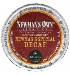 Newman's Own Special Blend Decaf Coffee