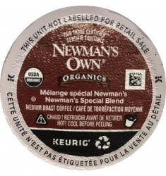 Newman's Own Organic French Coffee