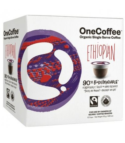 OneCoffee Ethiopian Coffee