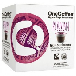OneCoffee Peruvian Dark Coffee