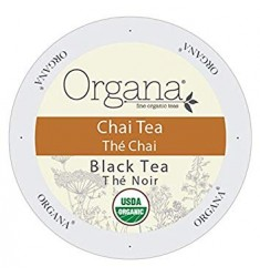 Organa Chai Tea, Single Serve Tea