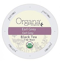 Organa Earl Grey Tea, Single Serve Tea
