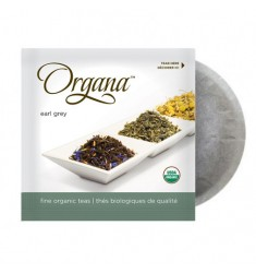Organa Earl Grey 18 Organic Tea  Pods