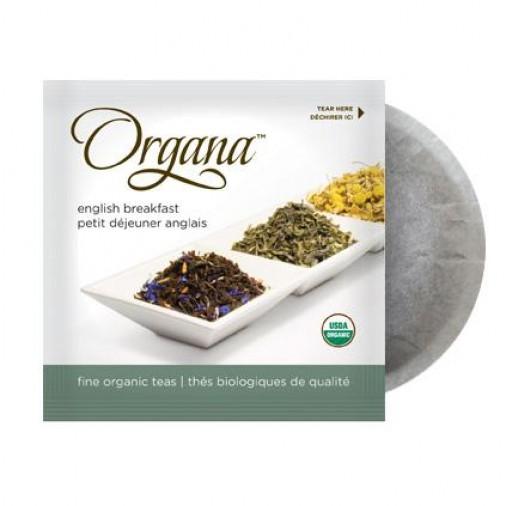 Organa English Breakfast Tea Pods