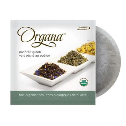 Organa Panfired Green Tea Pods