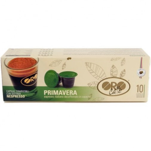 ORO Caffè Primavera Coffee