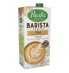 Pacific Foods Barista Series Oat Beverage (946ml)