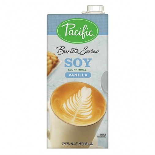 Pacific Foods Barista Series Vanilla Soy Beverage (946ml)