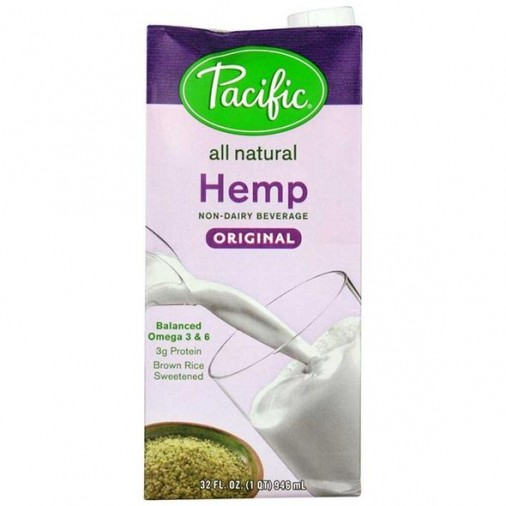 Pacific Foods Original Hemp Non-dairy Beverage (946ml)