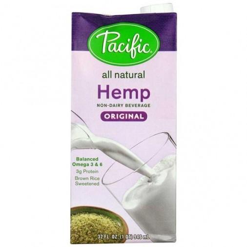 Pacific Foods Original Hemp Non-dairy Beverage (946ml)