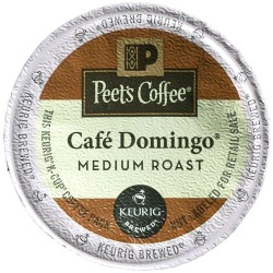 Peet's Coffee Cafe Domingo Coffee