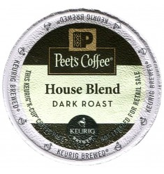 Peet's Coffee House Blend Coffee