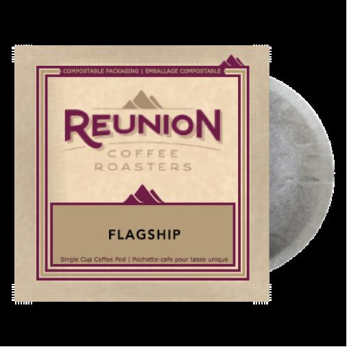 Reunion Island Flagship, Pod Coffee