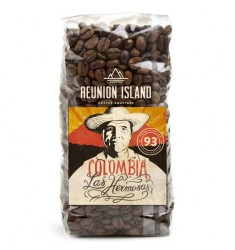 Reunion Island Colombia Las Hermosas Whole Bean Coffee
